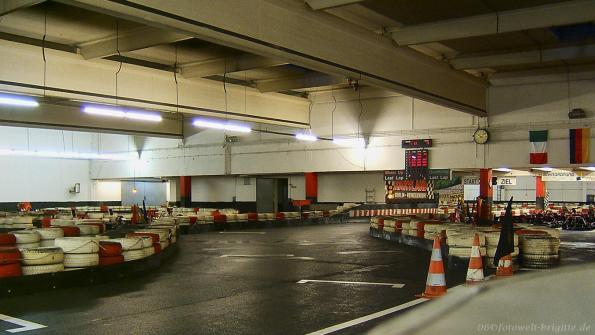 Kartbahn in Berlin